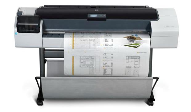 широкоформатный принтер HP DesignJet Т1200