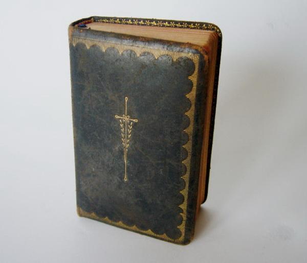 Немецкая карманная Библия XIX века