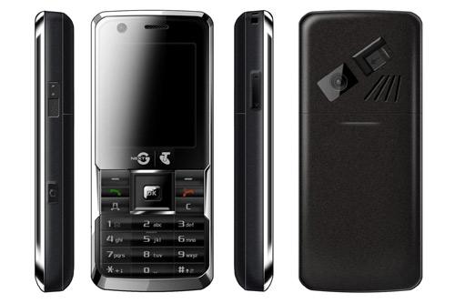 3G-телефон ZTE T100