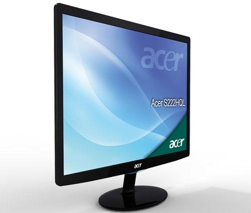 Монитор Acer S222HQL