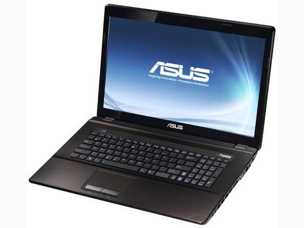 бюджетный ноутбук ASUS K73
