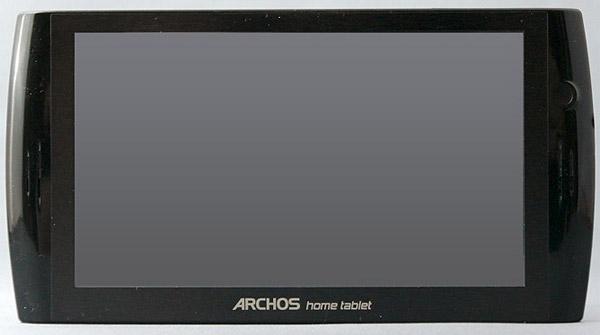 обновленный планшет Archos 7 Home Tablet