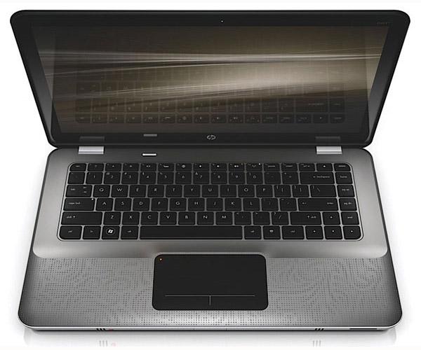 ноутбук HP Envy 14 образца 2011 года