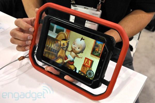 Rullingnet Vinci Tab – детский планшет