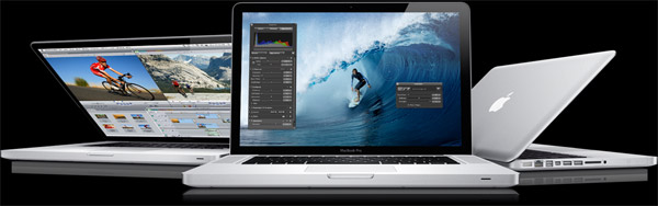 Линейка ноутбуков Apple Macbook Pro образца 2011 года