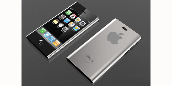 Концепт смартфона Apple iPhone 5